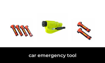 44 Best car emergency tool 2021 – After 159 hours of research and testing.