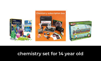 34 Best chemistry set for 14 year old 2021 – After 165 hours of research and testing.