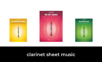 19 Best clarinet sheet music 2021 – After 122 hours of research and testing.