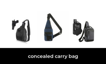 45 Best concealed carry bag 2021 – After 241 hours of research and testing.