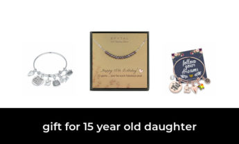 38 Best gift for 15 year old daughter 2021 – After 247 hours of research and testing.