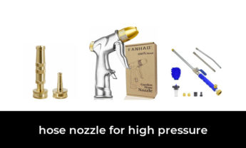 49 Best hose nozzle for high pressure 2021 – After 102 hours of research and testing.