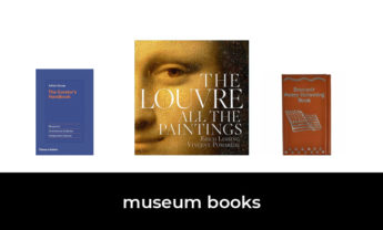 20 Best museum books 2021 – After 164 hours of research and testing.
