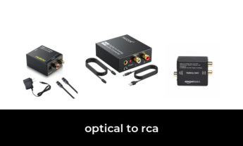 50 Best optical to rca 2021 – After 140 hours of research and testing.