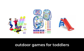 42 Best outdoor games for toddlers 2021 – After 127 hours of research and testing.