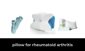 49 Best pillow for rheumatoid arthritis 2021 – After 187 hours of research and testing.