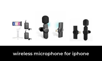 49 Best wireless microphone for iphone 2021 – After 120 hours of research and testing.