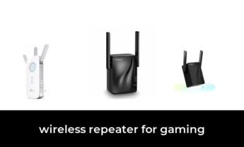 48 Best wireless repeater for gaming 2021 – After 205 hours of research and testing.