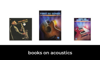 23 Best books on acoustics 2021 – After 225 hours of research and testing.