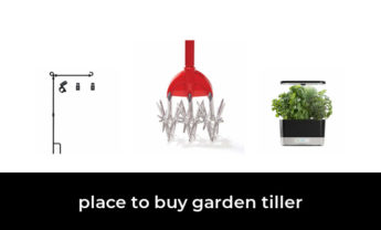 45 Best place to buy garden tiller 2021 – After 130 hours of research and testing.
